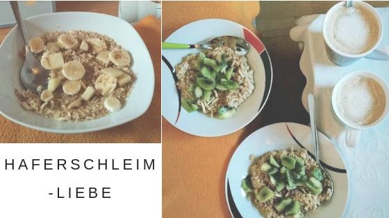 Frühstücksalternative Porridge – Haferschleimliebe 2.0