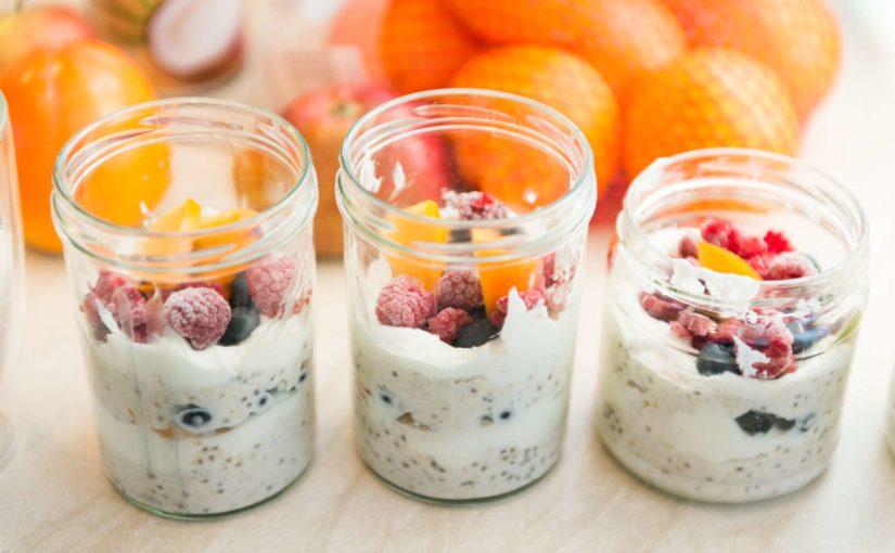 Overnight Oats mit Kokosnote – das gesunde Frühstück für allerorts