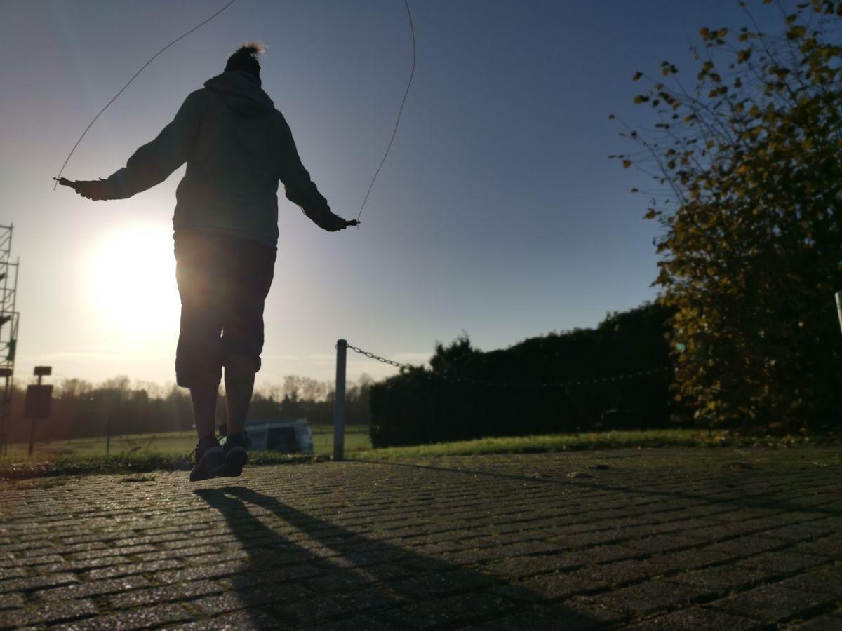 Mein Springseil-Bericht  – Sport, Gesundheit & Reisen