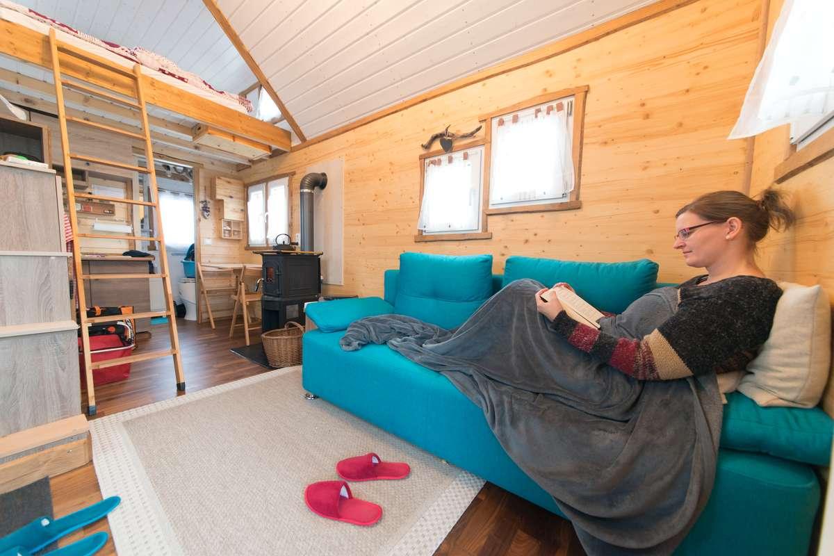 Tiny House Probewohnen – ein Wochenende