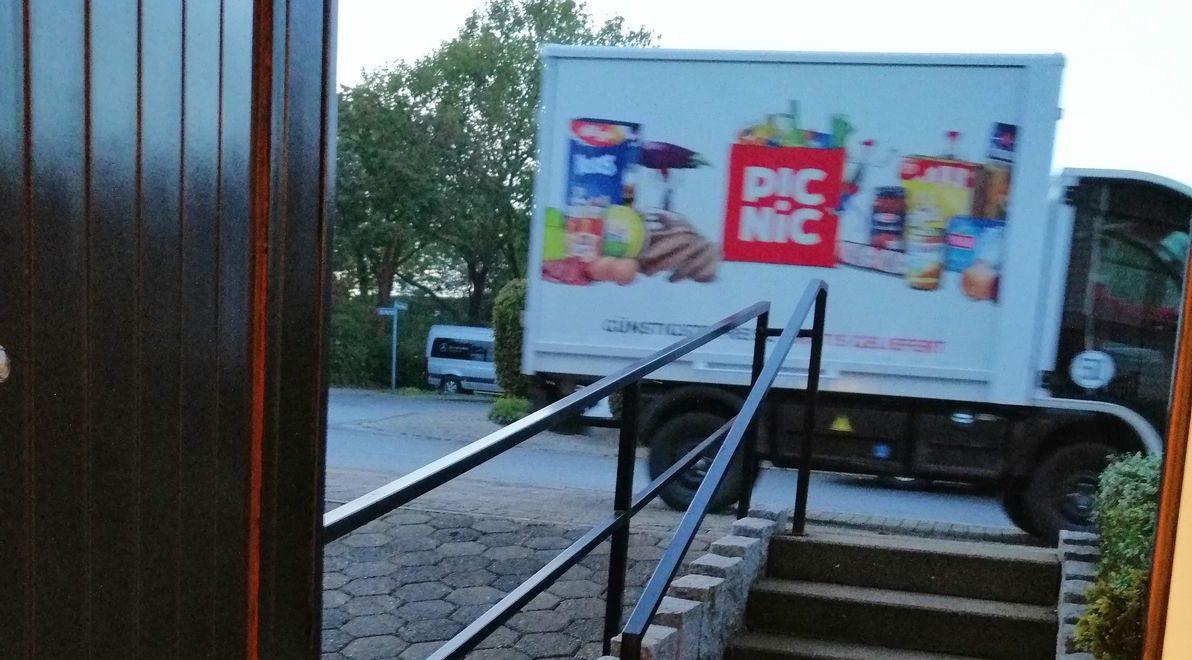 Lieferung Lebensmittel nach Hause – Picnic